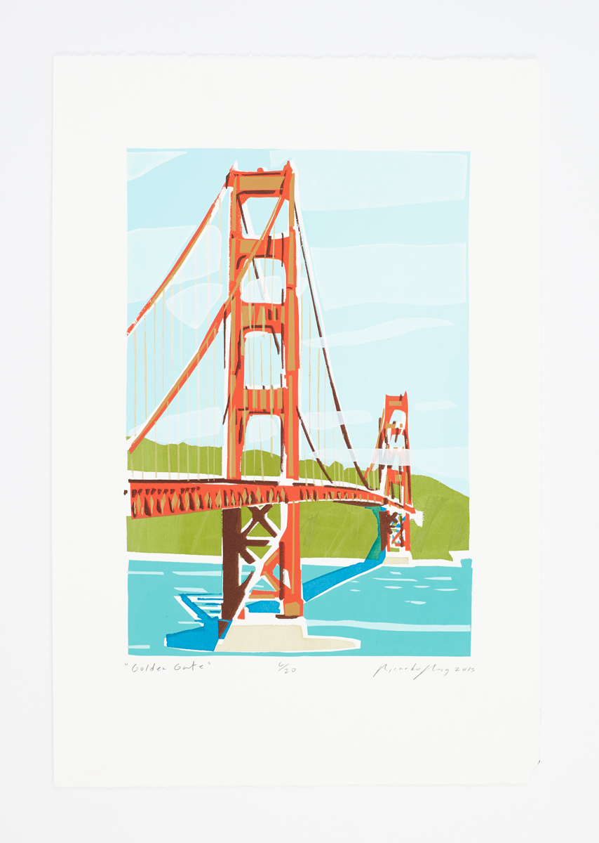 """Golden Gate"" 2015"