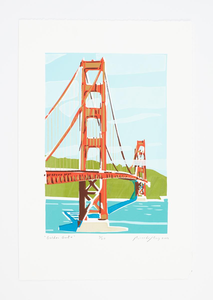 """""""Golden Gate"""" 2015"""