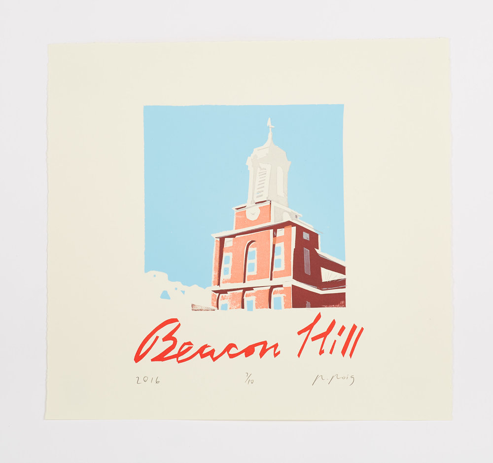 """Beacon Hill"" 2016"