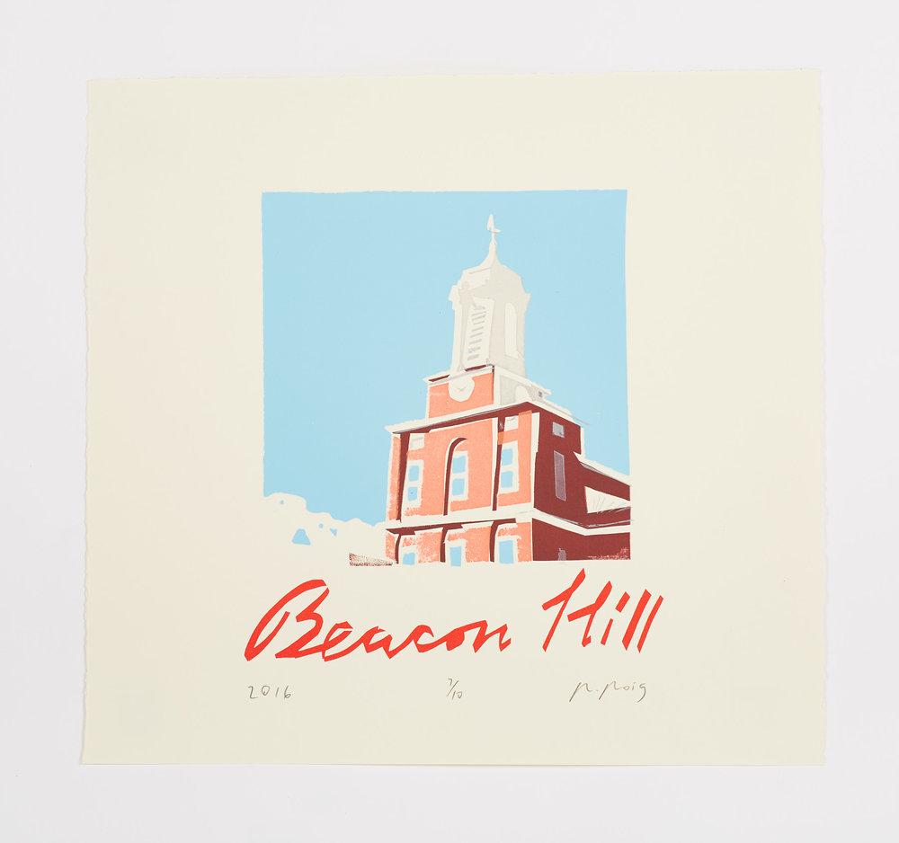 """""""Beacon Hill"""" 2016"""