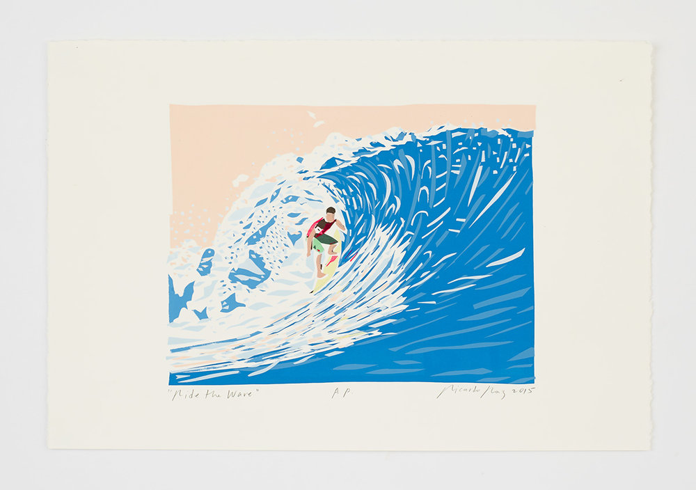 """""""Ride the Wave"""" 2015"""