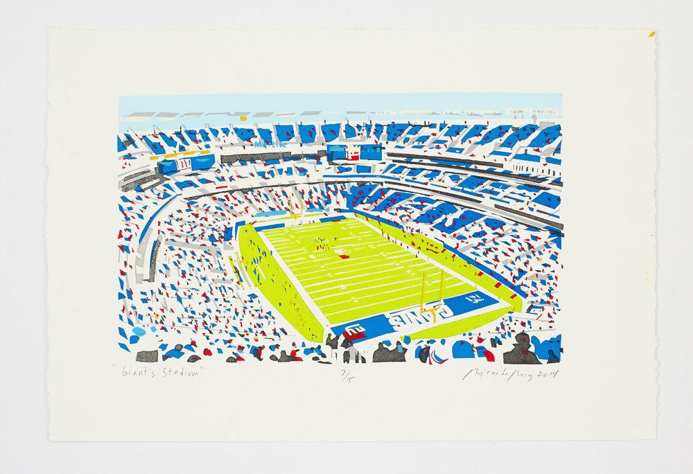 """""""Giants Stadium"""" 2014"""