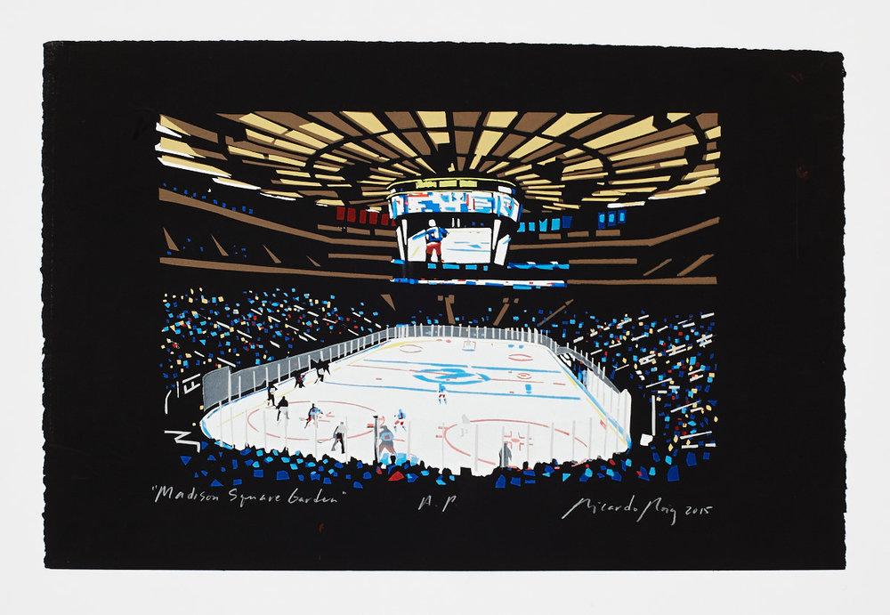 """Madison Square Garden"""