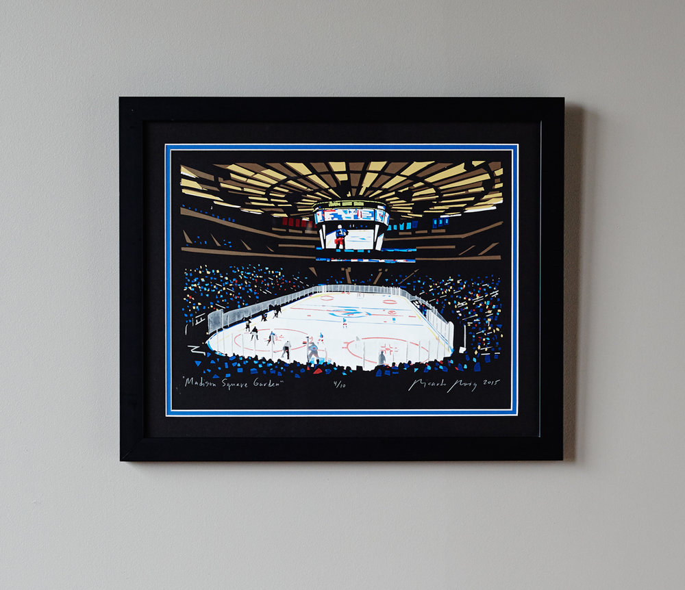 """Madison Square Garden"" 1"