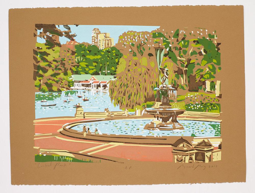 """Central Park"" 2013"