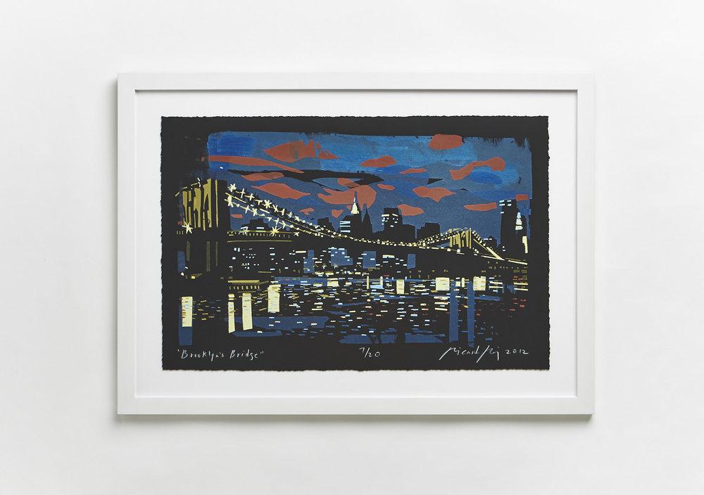 """Brooklyn's Bridge"" 2012"