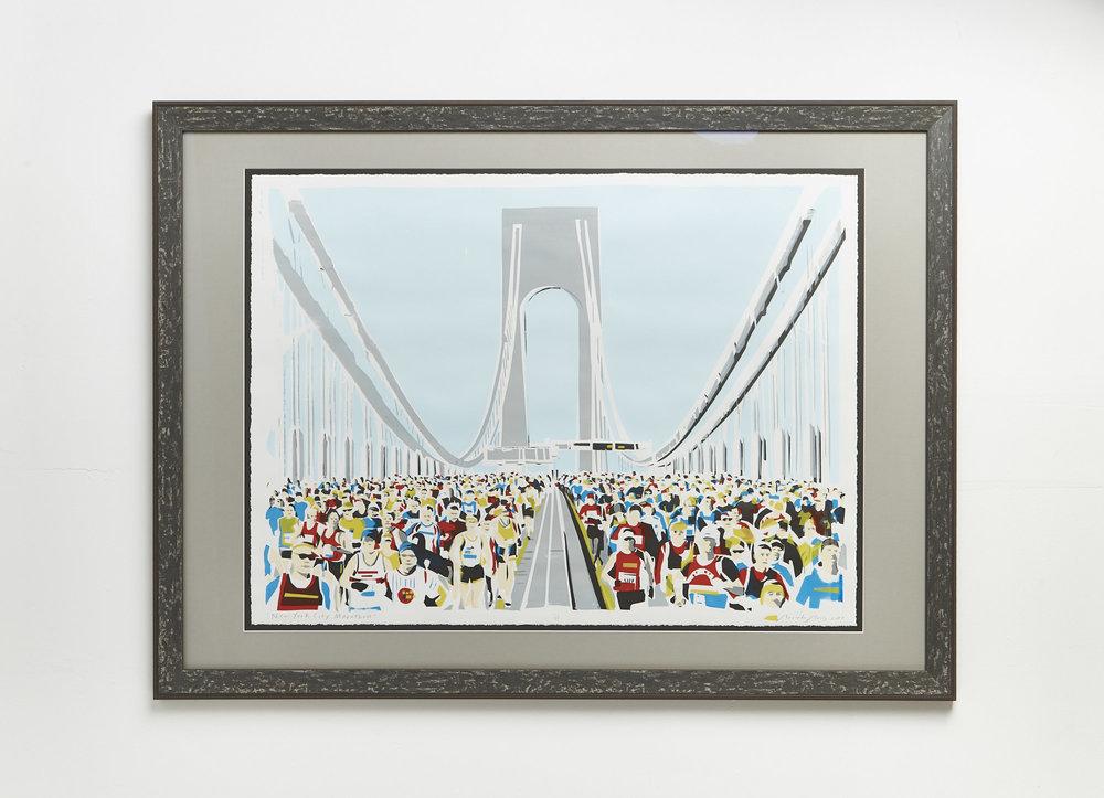 """NYC Marathon"""