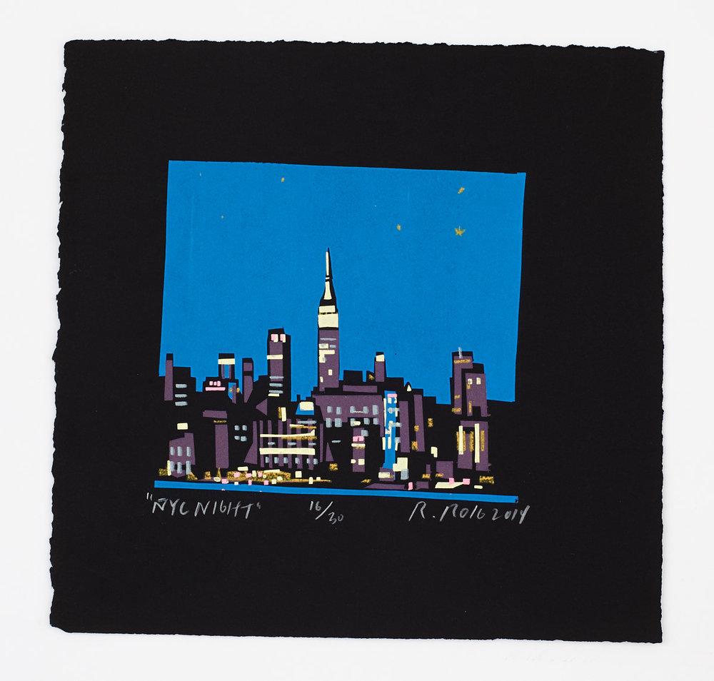 """""""NYC Night"""" 2014"""