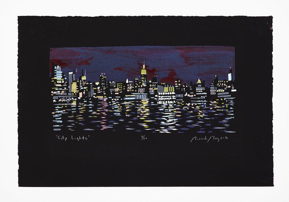 """""""City Lights"""" 2016"""