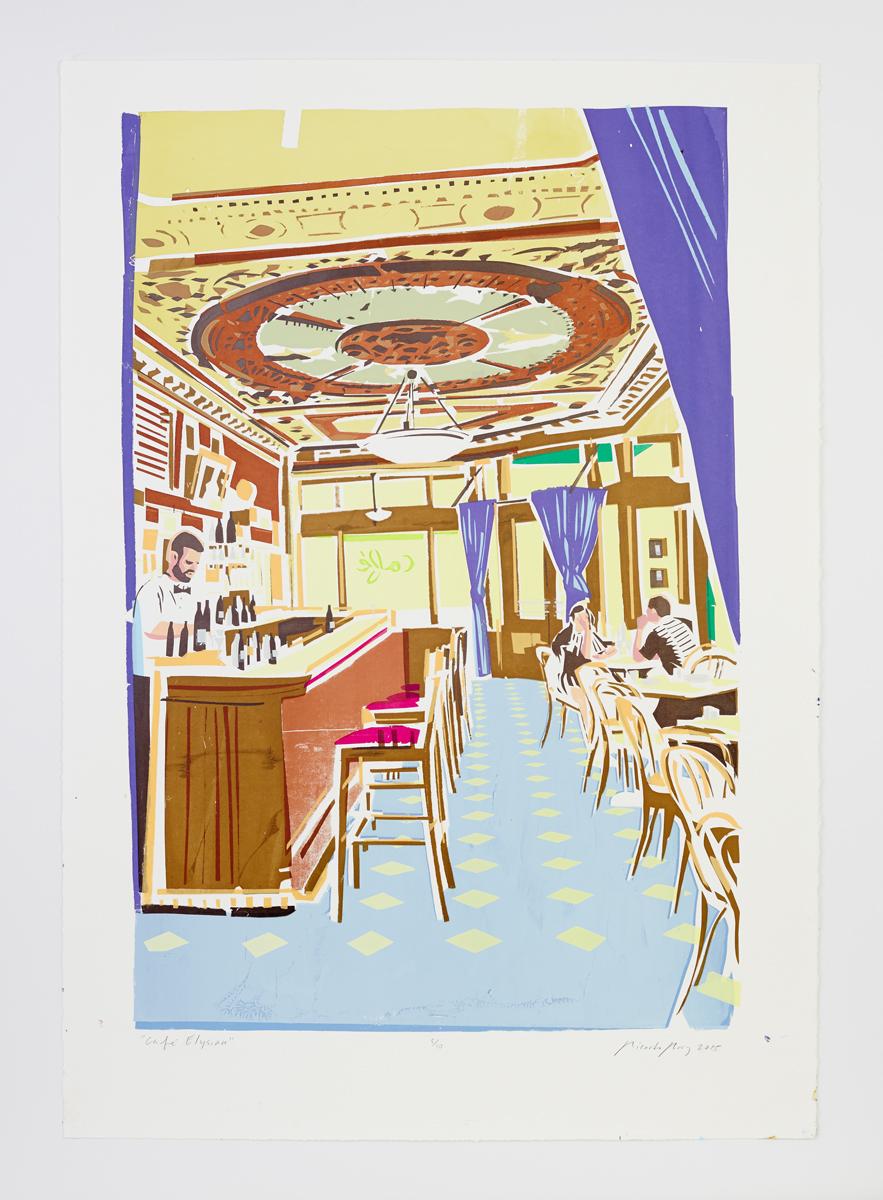 """""""Elysian Cafe"""""""