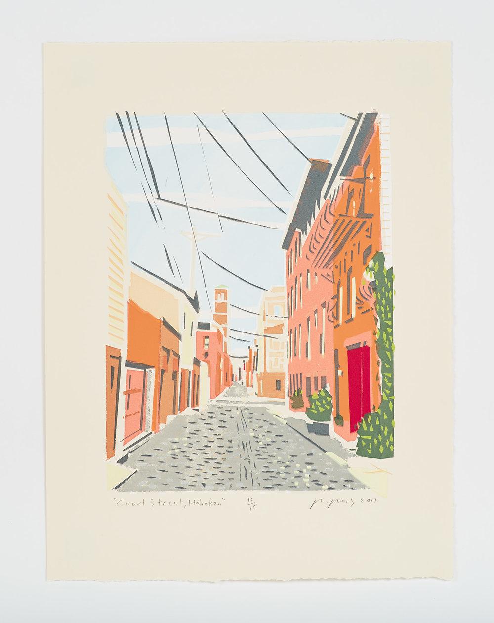 """Court Street"" 2017"