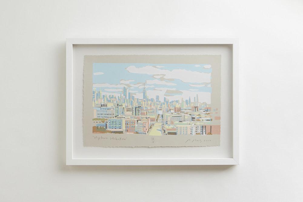 """""""Uptown Hoboken"""" 2017"""