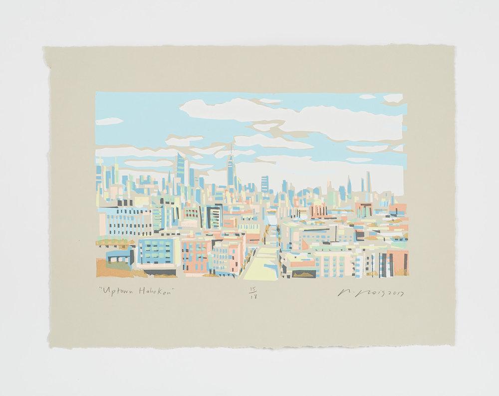 """""""Uptown Hoboken"""" 2018"""