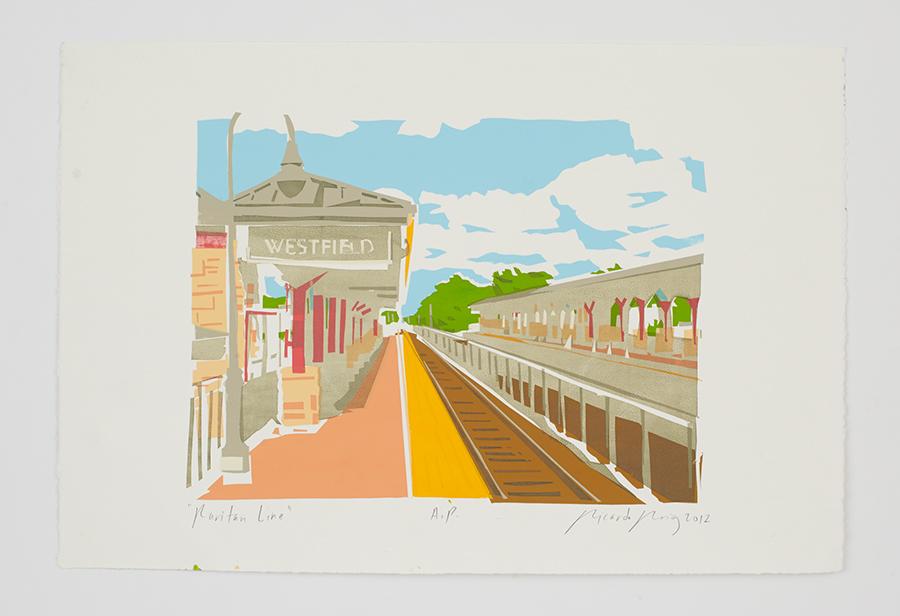 """Raritan Line"" 2012"