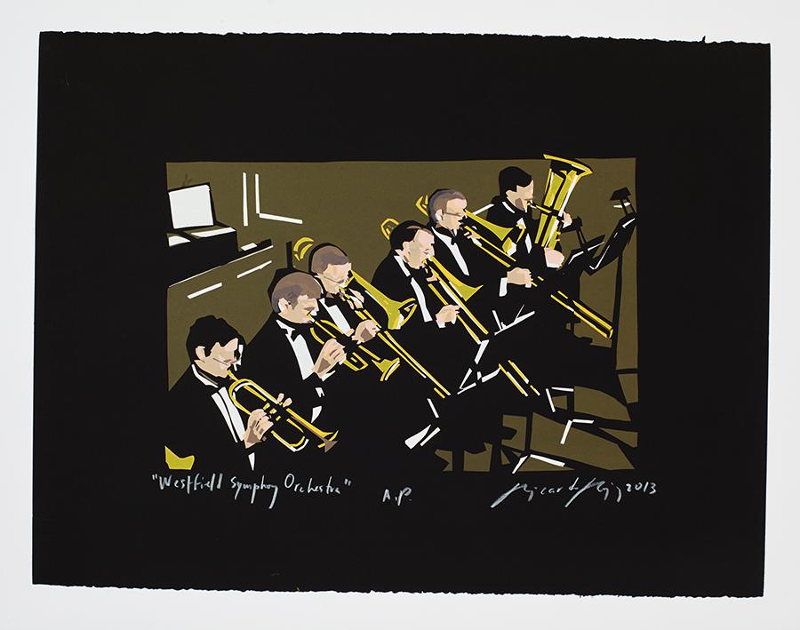 """""""Westfield Symphony Orchestra"""" 2013"""