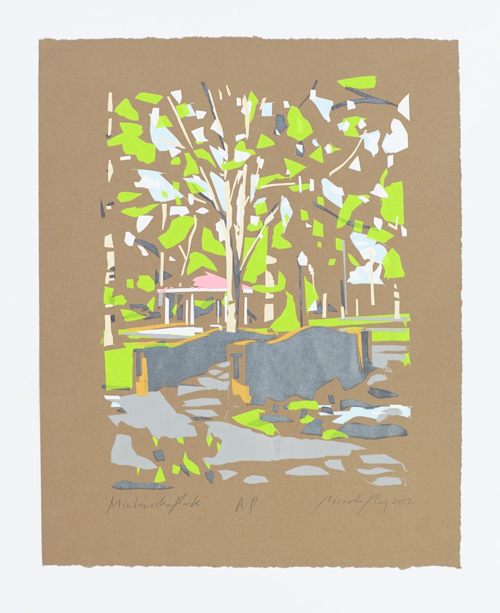 """""""Mindowaskin Park"""" 2012"""
