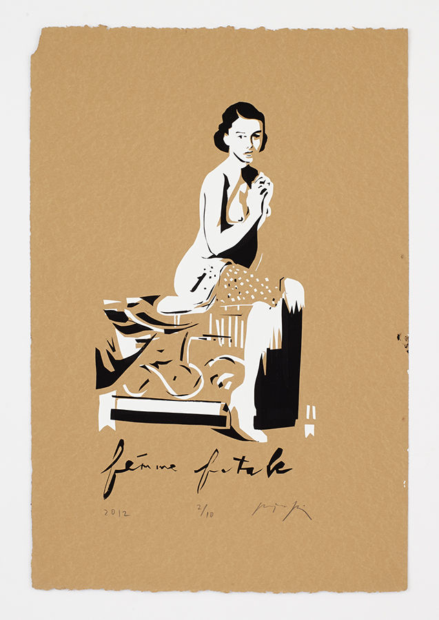 """""""Femme Fatale"""" 2012"""