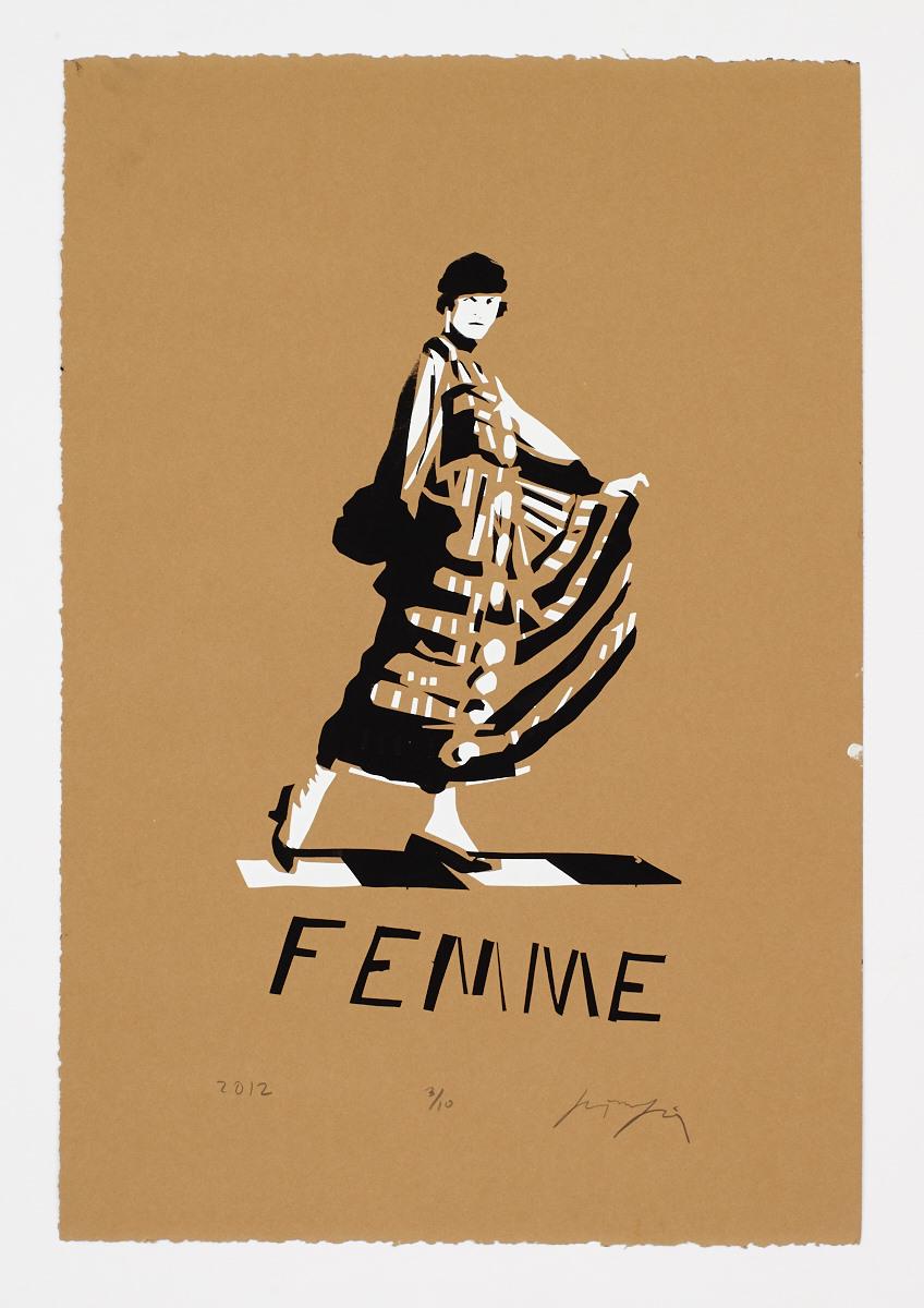 """Femme"" 2012"