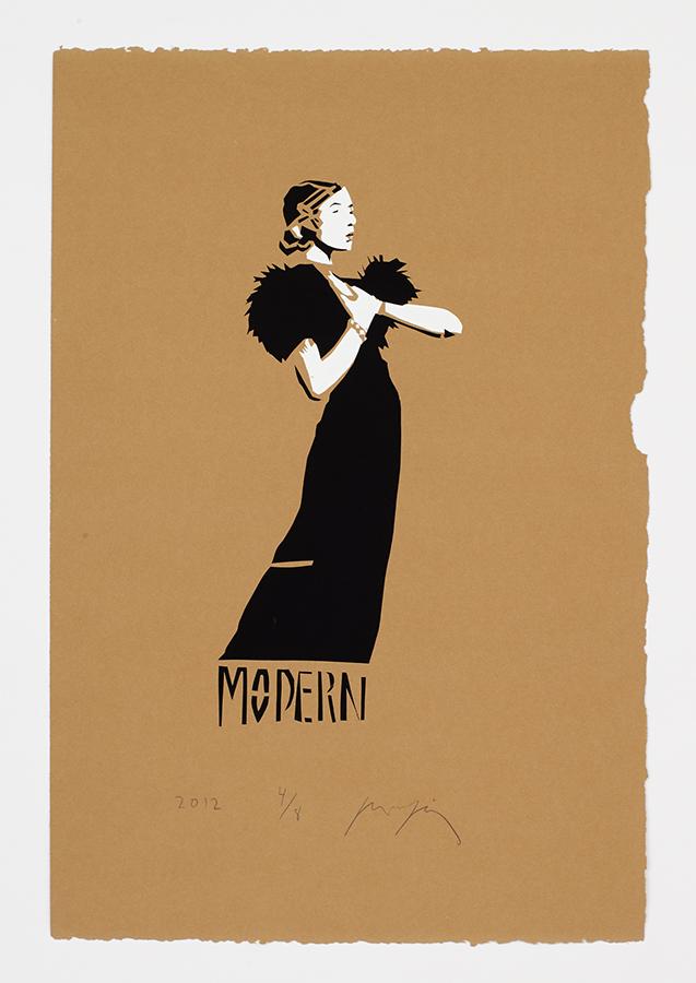 """Femme Modern"" 2012"