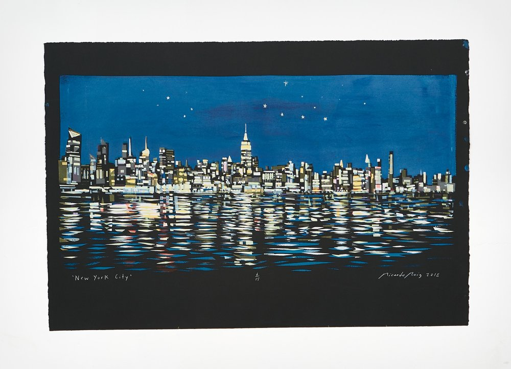"""New York City"" 2018"