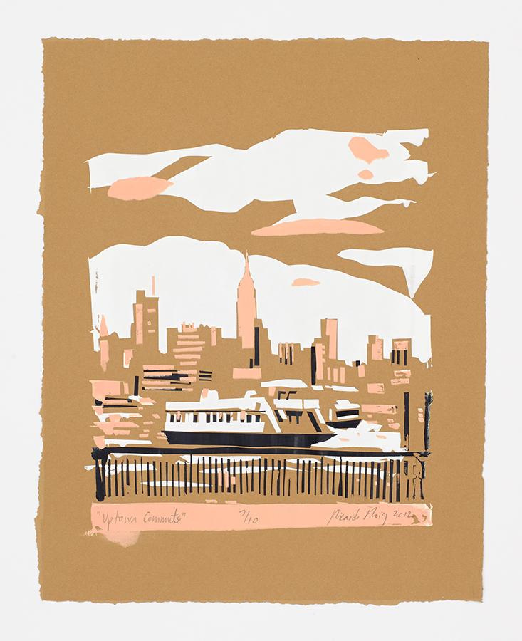 """Uptown Commute"" 2012"