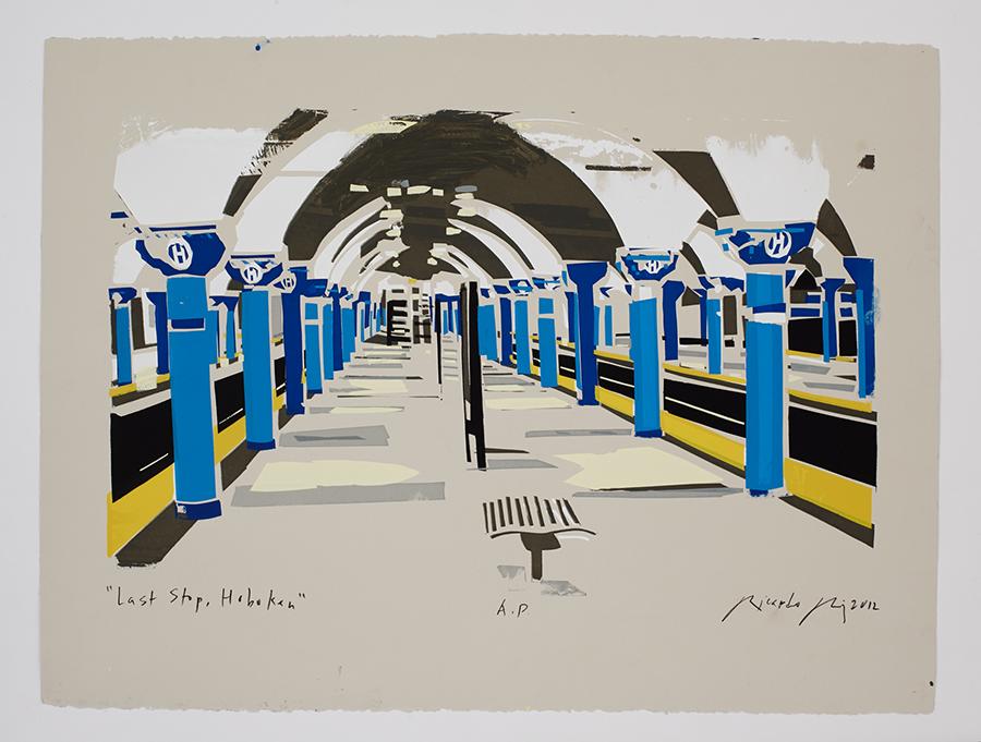 """""""Last Stop, Hoboken"""" 2012"""