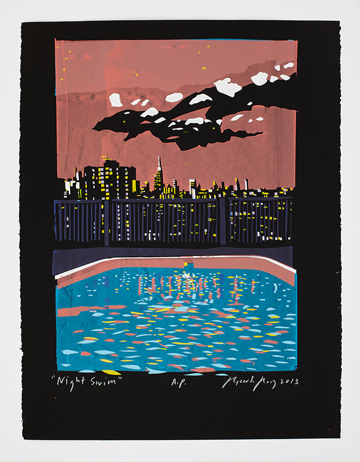 """Night Swim"" 2012"