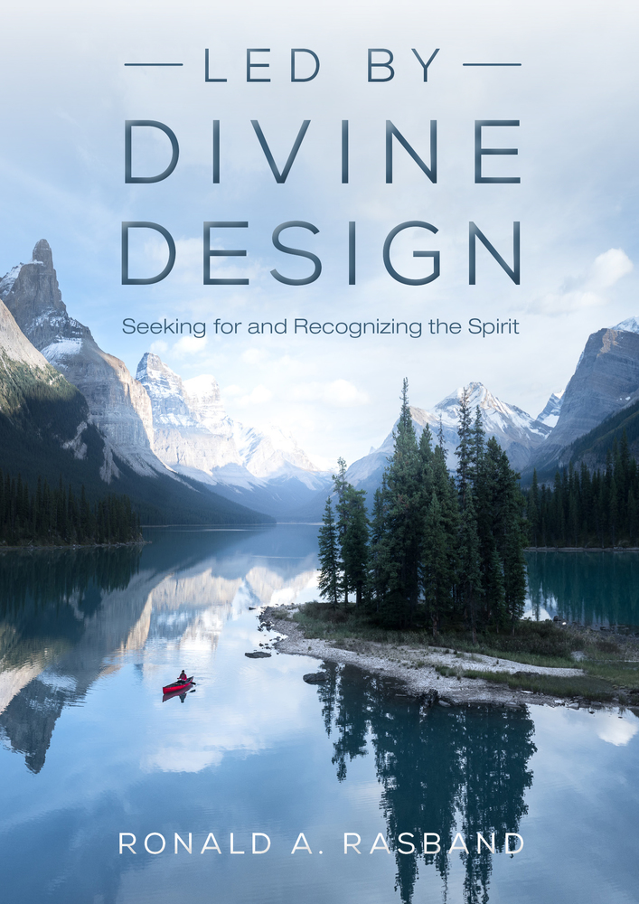 Click here to buy Led by Divine Design by Ronald A. Rasband. -