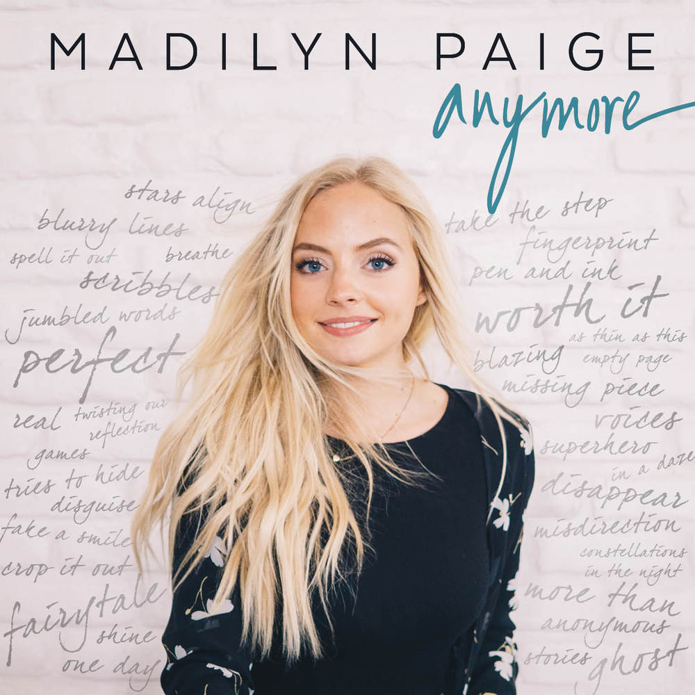 Album Cover of Madilyn Paige - Anymore
