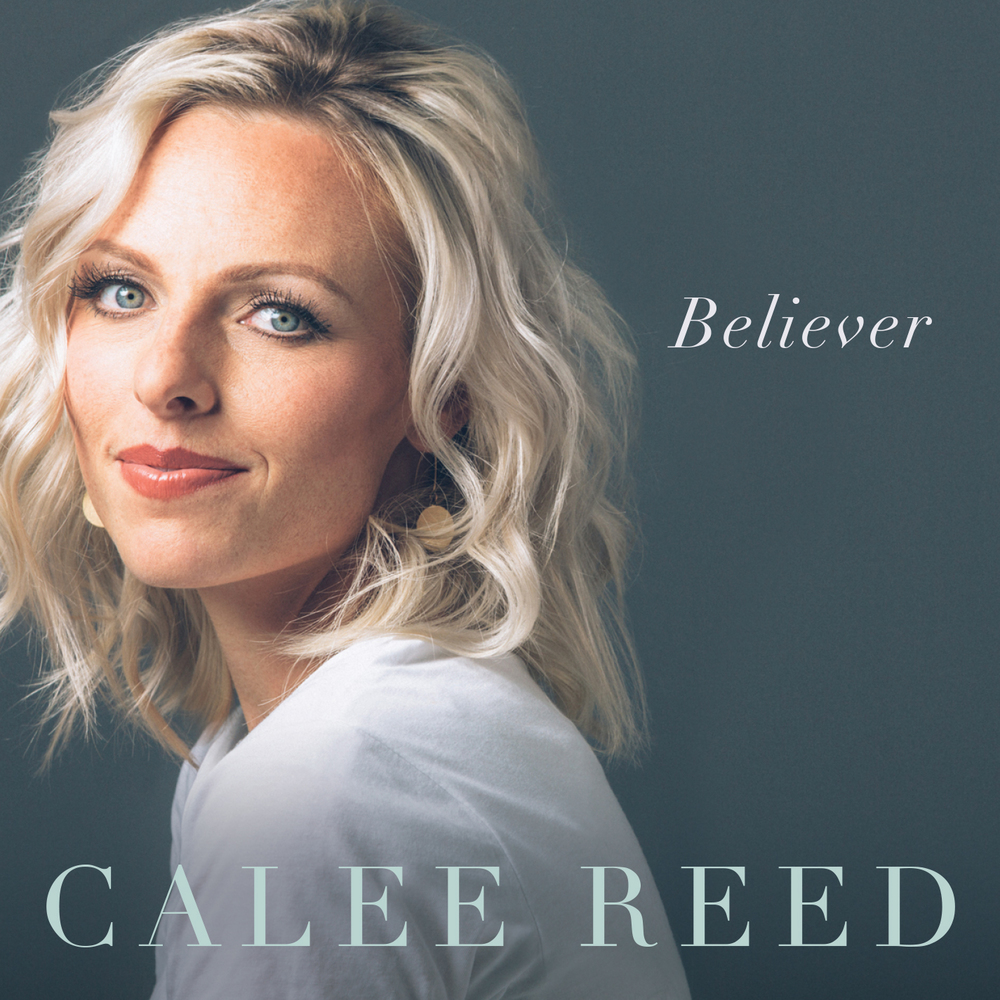 Believer by Calee Reed album cover