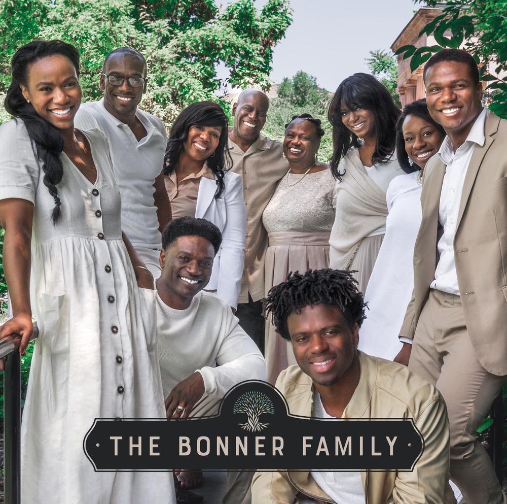 The Bonner Family album cover