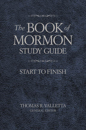 Book of Mormon Study Guide: Start to Finish