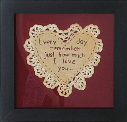 Every Day Remember Plaque
