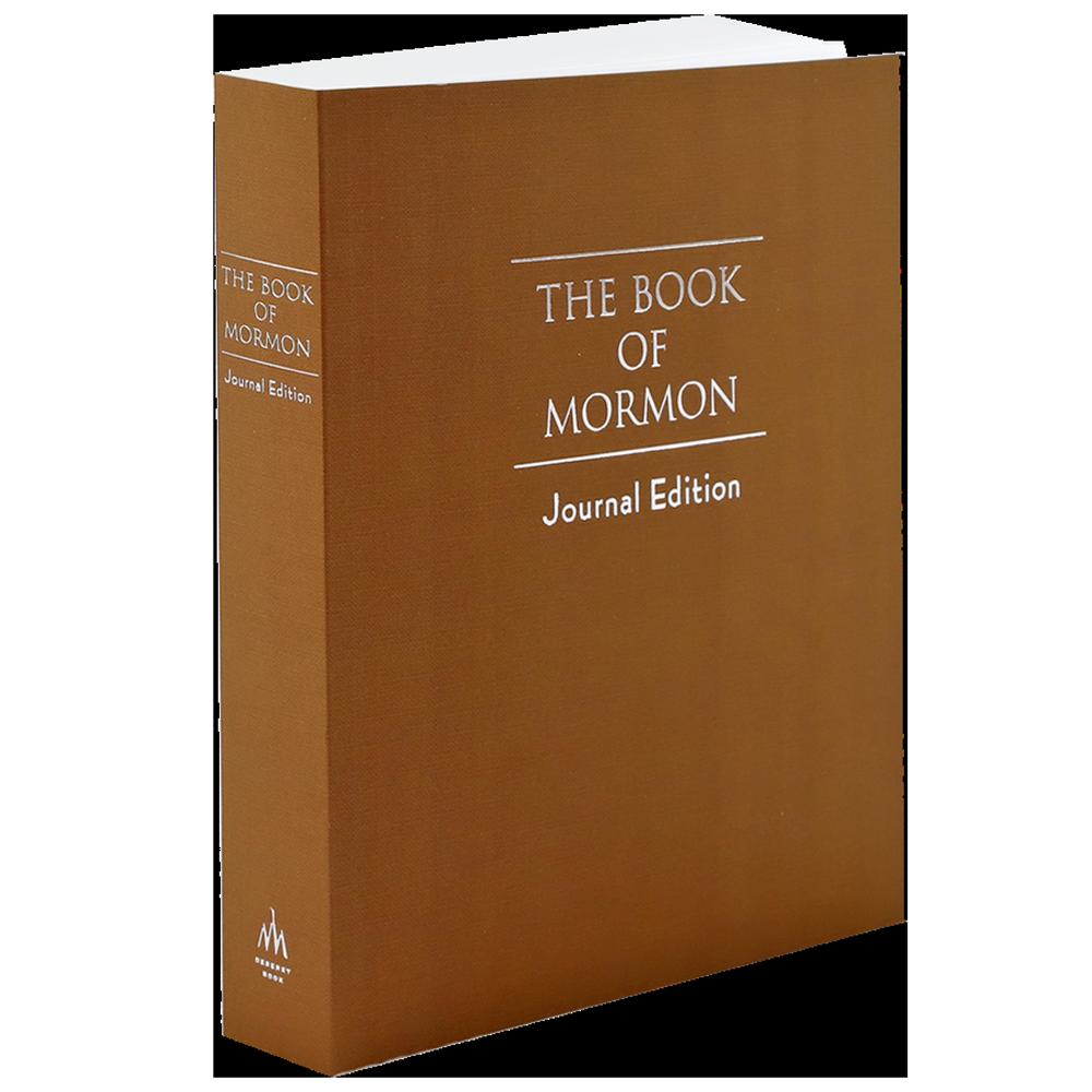 Book of Mormon Journal - Brown