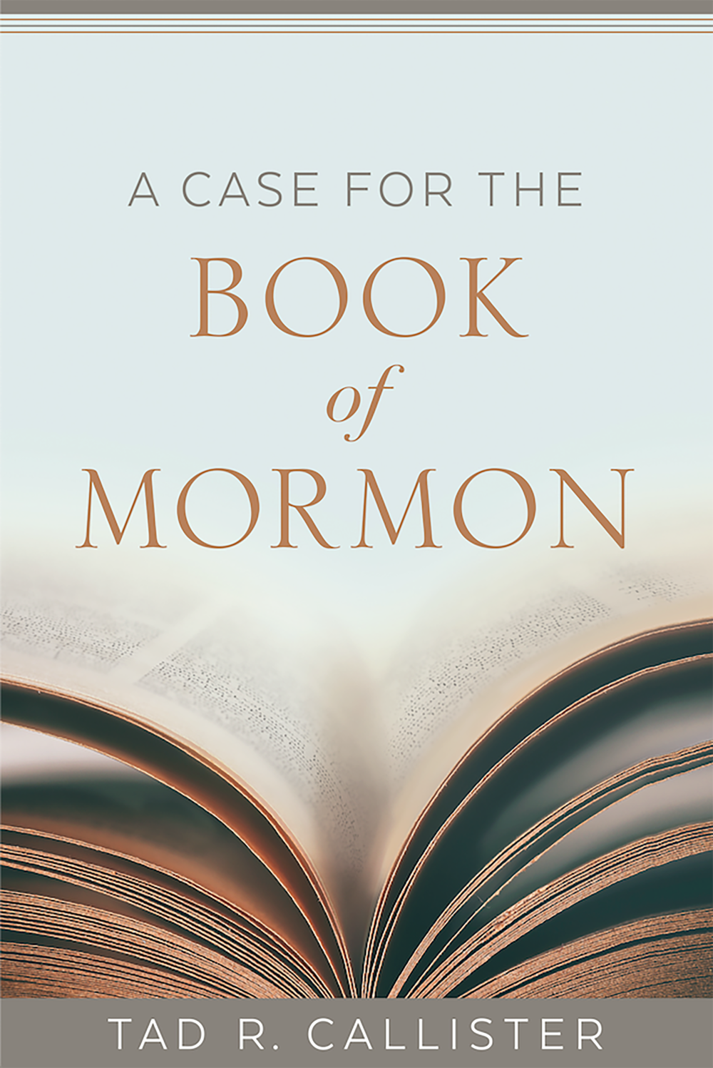 A Case For The Book of Mormon Cover