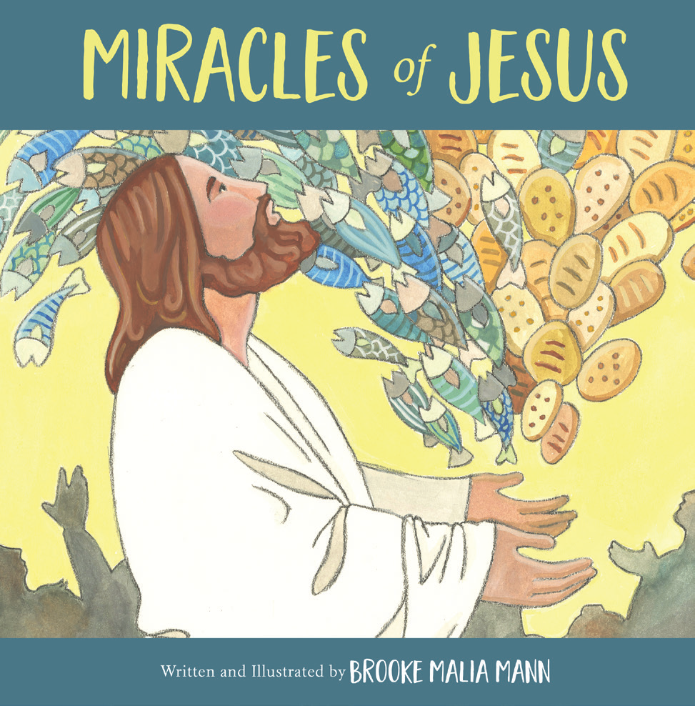 Miracles of Jesus Cover