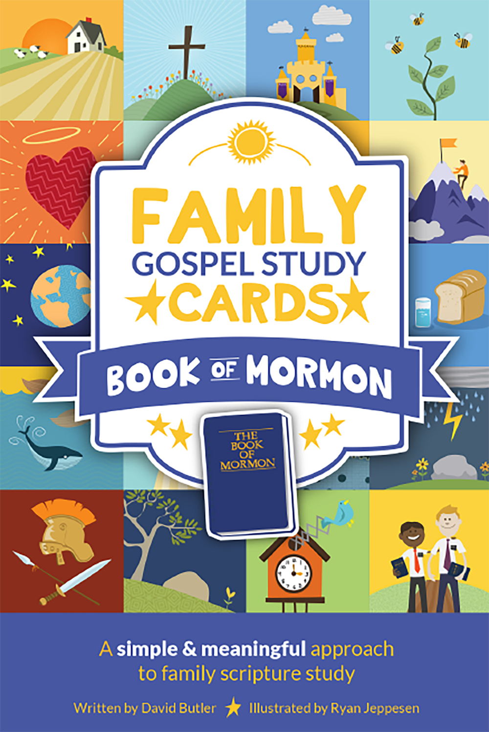 Family Gospel Study Cards