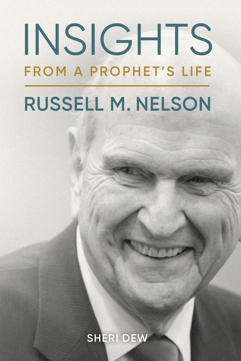 Insights From A Prophet's Life Cover