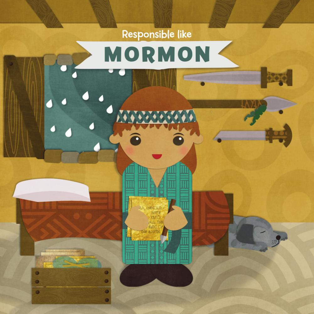 Mormon Puzzle