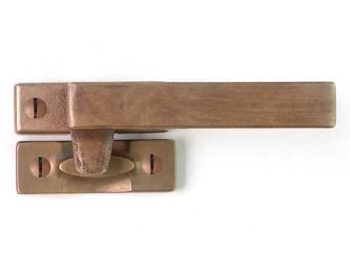 bronze window catch made in new zealand