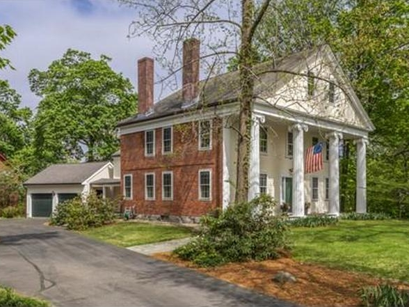 Carter received the Preservation Award from the Lexington Historical Commission in 1990 for his work on the Morell-Dana home in Lexington, MA