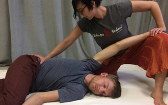 1-4pm Experience: Shiatsu Massage