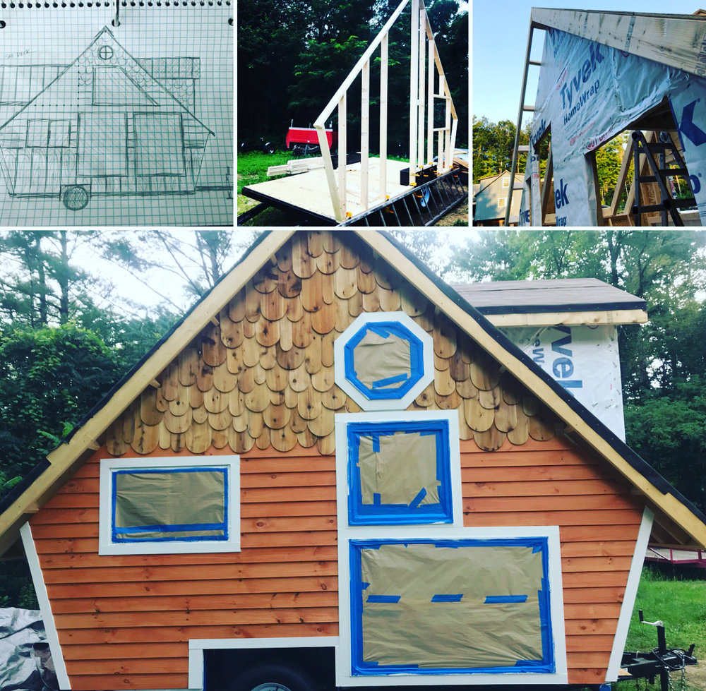 1:30 Share: Tiny House Unveiling