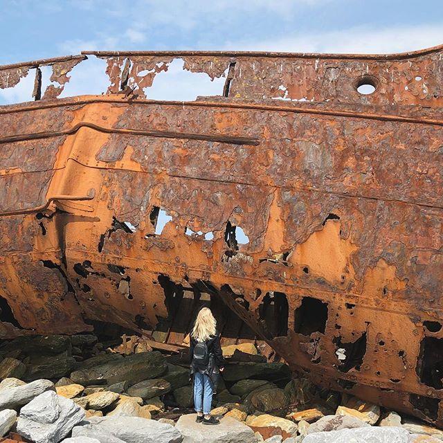 Exploring shipwrecks, etc.