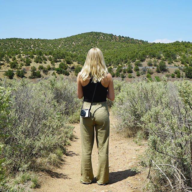Santa Fe scenery 🌵