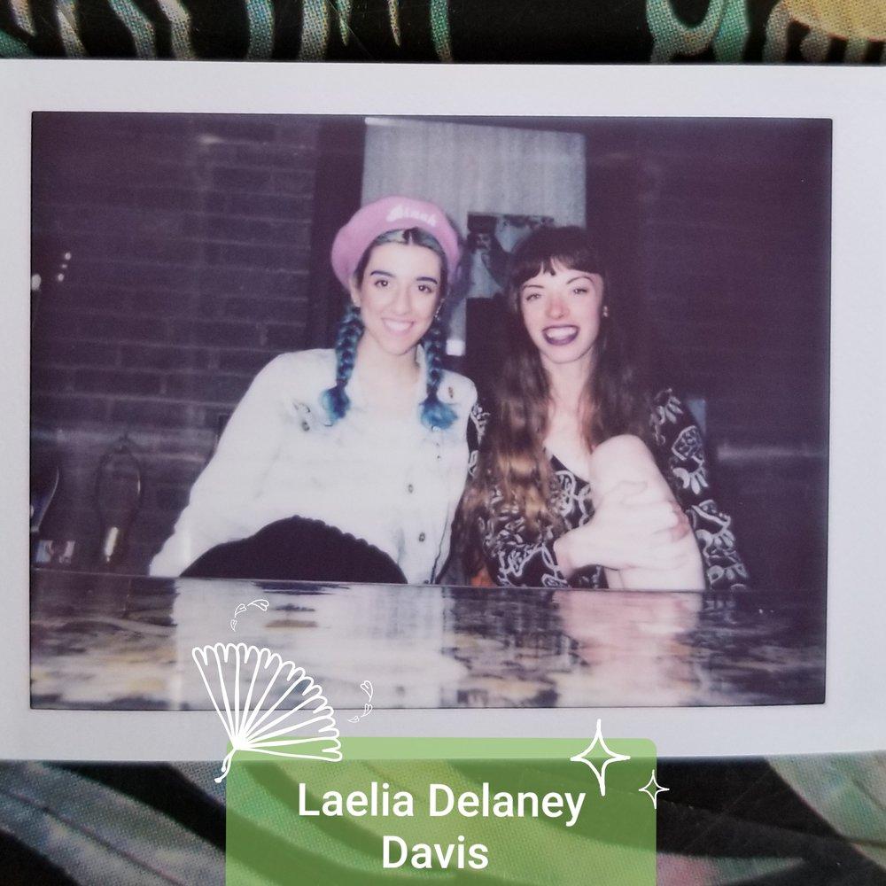 Laelia Delaney Davis - aka Foxx Smoulder