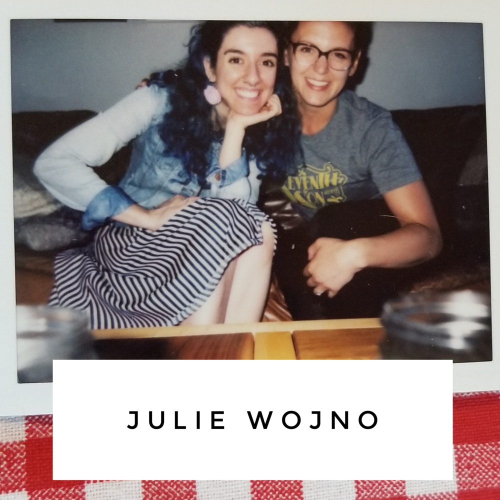 Julie Wojno, certified intuitive eating health coach
