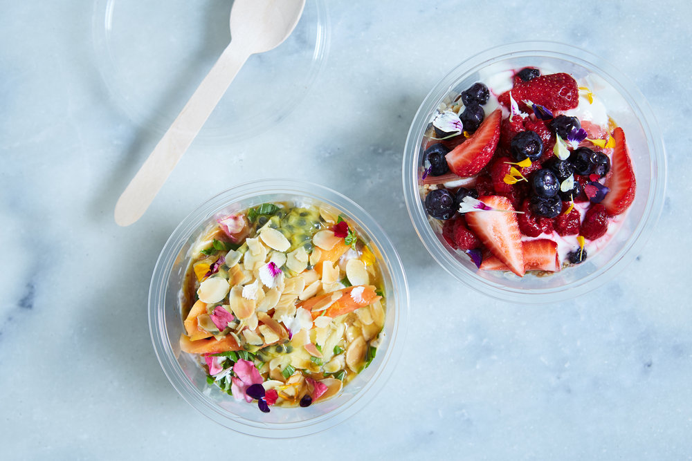 TAKE OUR KUNG FU CHIA OR MUESLI POTS AWAY
