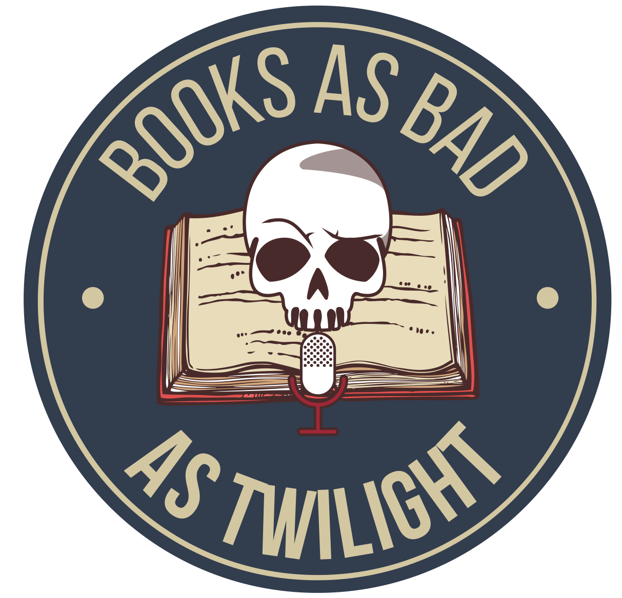 Books As Bad As Twilight Podcast