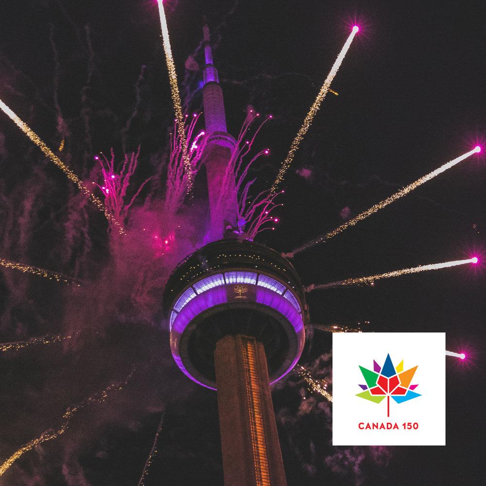 Canada 150 - Sub-Branding